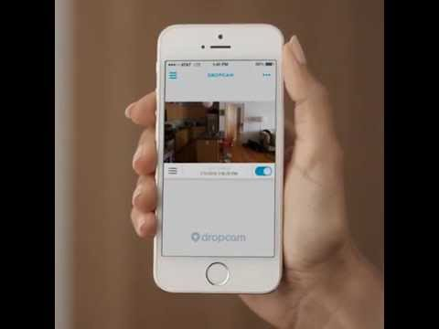 Dropcam Pro camera - Connecting to Wink app overview