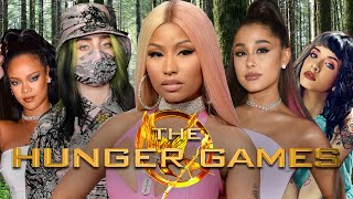 Celebrities in The Hunger Games