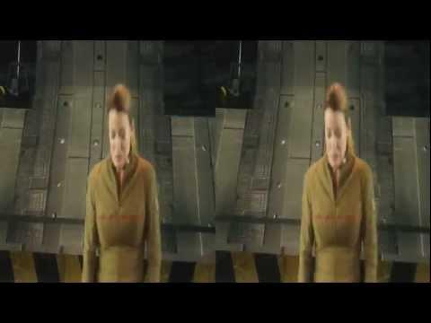 STARHYKE First Flight 3D Trailer