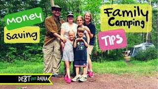 Cheap Family Camping Ideas 🏕