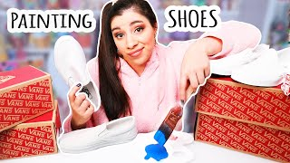 Customizing Many Shoes.