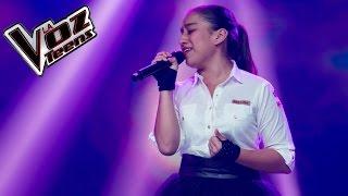 Jennifer canta 'Así no te amará jamás' | Audiciones a ciegas | La Voz Teens Colombia 2016