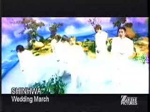 [MV] Wedding March - Shinhwa