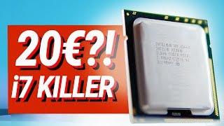DER 20€ i7 KILLER in 2019!! - Lohnt sich der Xeon immer noch?