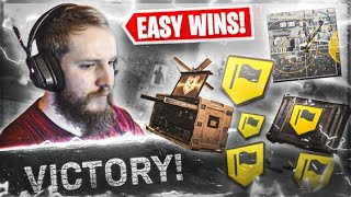 IRON Shows HOW TO WIN QUADS Efficiently! | #1 WINS all platforms