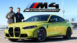 2021 BMW M4 Competition Review // M Is For Monster