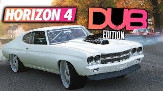 Forza Horizon 4: DUB EDITION!