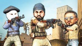 Counter-Strike: Global Offensive или похождение раков