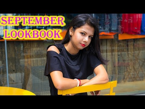 SEPTEMBER LOOKBOOK | KRISHNA ROY MALLICK