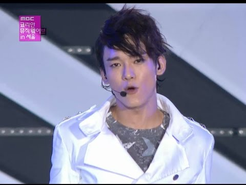 【TVPP】EXO - MAMA, 엑소 - 마마 @ Korean Music Wave in Seoul