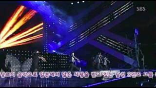 w-inds. : Can't get back [Asian Song Festival 2008]