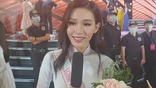 Hậu chung kết,  Thí sinh tranh luận về Hoa hậu Việt nam 2020 Đỗ Thị Hà