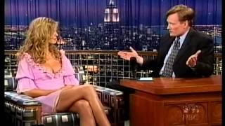 Heidi Klum Late Night 11 14 01