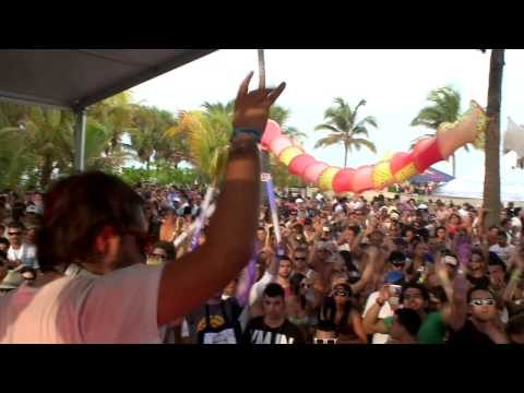 Sebastian Ingrosso Miami at Winter Music Conference 2009