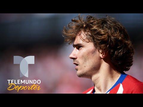 Antoine Griezmann se despide del Atlético Madrid | Telemundo Deportes