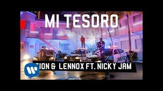 Zion & Lennox - Mi Tesoro (feat. Nicky Jam) | Video Oficial