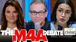 Krystal Ball Breaks Down The AOC VS Jimmy Dore M4A Debate