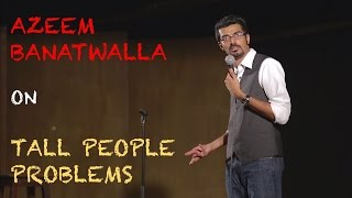 EIC: I Can't Shop With My Wife! | Azeem Banatwalla Stand-Up Comedy