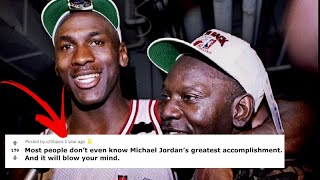 It Took Michael Jordan 8 Years To Pull This Off