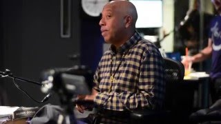 Asking Russell Simmons for pass to say N WORD - @OpieRadio @notsam @UncleRUSH