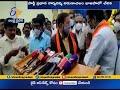 Makkal Needhi Maiam leader Arunachalam joins BJP in presence of Javadekar