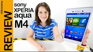 Video Sony Xperia M4 Aqua 4G 16GB Negro 64LrO-YSJW4