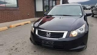 2008 Honda Accord EX-L for sale in HELENA, MT