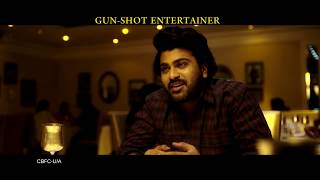 Ranarangam Gun-Shot Entertainer Promos(2)- Sharwanand, Kaj..