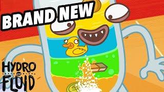 HYDRO et FLUID | Densité | NOUVEL EPISODE | Dessins humoristiques pour enfants | WildBrain
