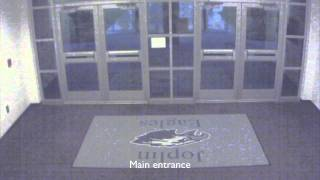 Joplin Tornado: East Middle School Surveillance Footage