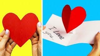 26 LOVELY DIY POP UP CARDS