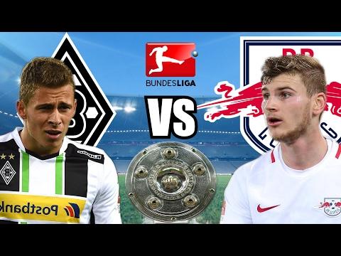 Monchengladbach vs RB Leipzig