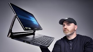 The Craziest Laptop I've Ever Seen