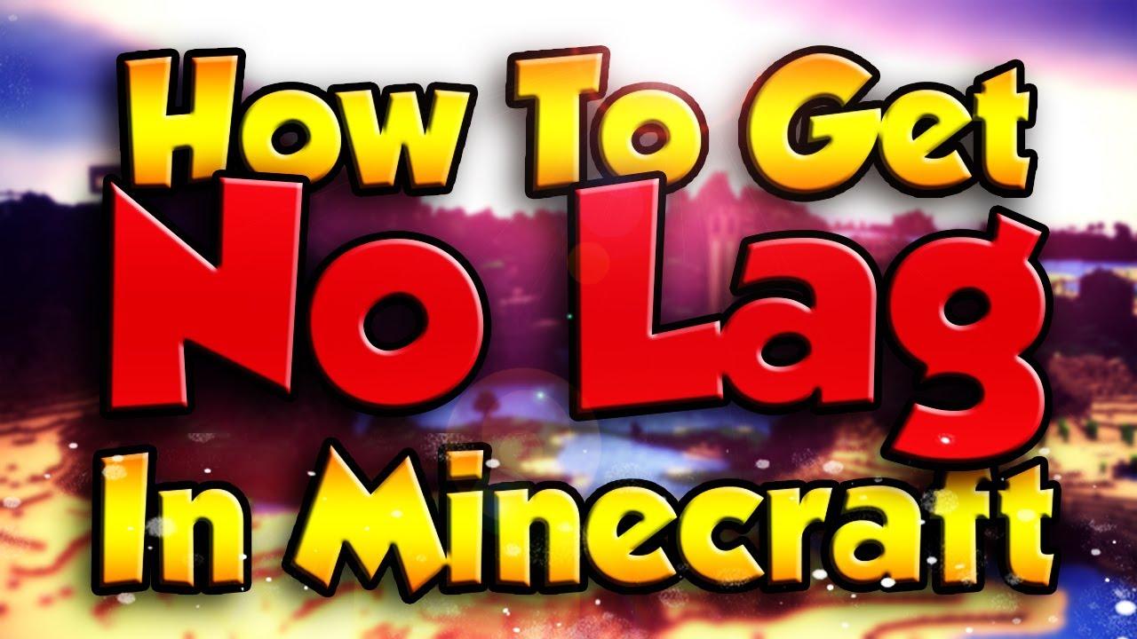 Pubg Hd No Lag: Minecraft: How To Get No Lag In Minecraft! (Minecraft 1.8