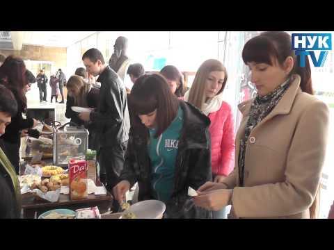 НУК-TV – Благодійний ярмарок у стінах НУК ім. адмірала Макарова