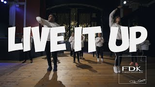 FUERZA DANCE KIDS JUNIOR  | Live it up Fifa World Cup  | Nicky Jam, Will Smith Feat Era Istrefi