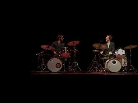 Ben Folds and Josh Groban Drum Battle