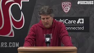 Mike Leach Press Conference Nov. 6