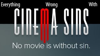 Everything Wrong With CinemaSins: Everything Wrong With CinemaSins | Copyright Edition