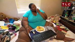 Extreme Obesity   Junk Food Addict Marla Is Eating Herself To Death