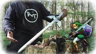 Casting Link´s Master Sword from Legend of Zelda (Aluminum Casting)
