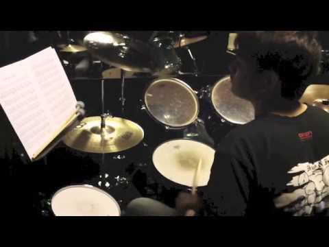 李聖傑:關於你的歌 drum cover