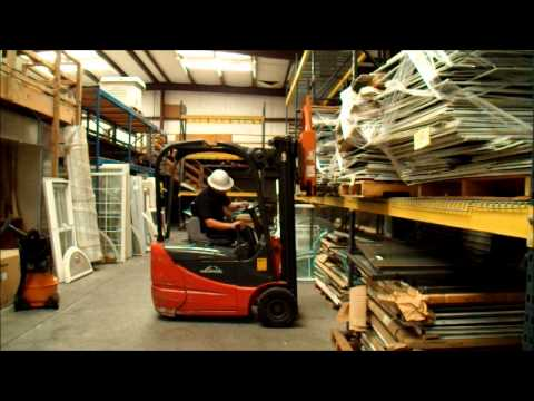 Linde Forklift to be auctioned 7/1/13