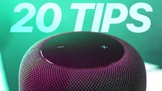 20 Awesome HomePod Tips