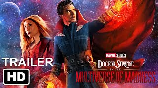 DOCTOR STRANGE in the Multiverse Of Madness Trailer Concept | Benedict Cumberbatch, Elizabeth Olsen
