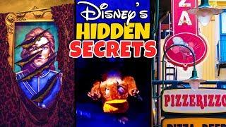 Top 7 Hidden Secrets at Walt Disney World
