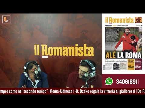 Piero Torri commenta Roma-Udinese 1-0: