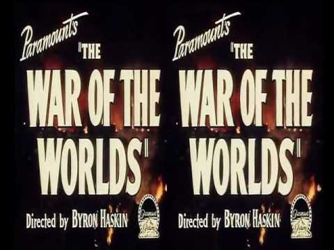 The War Of The Worlds (1953) 3D-Trailer