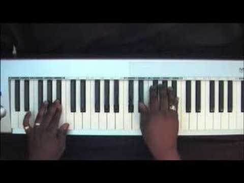 I Came To Magnify The Lord - Bishop Clarence McClendon - Piano Tutorial