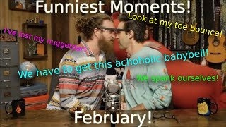 Funniest Moments of GMM: February 2021 MEGA COMPILATION